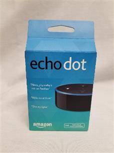 AMAZON Speakers ECHO DOT (2ND GENERATION) - SMART SPEAKER W